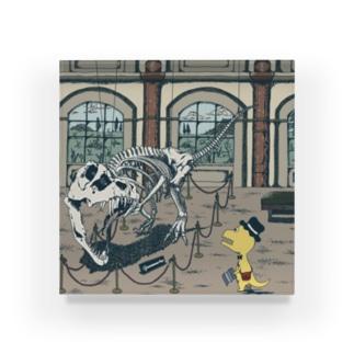 オリオンくんと自然史博物館 Acrylic Block