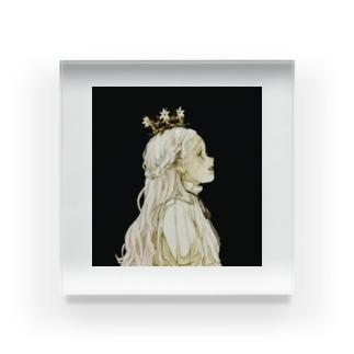 偽りの王冠 Acrylic Block
