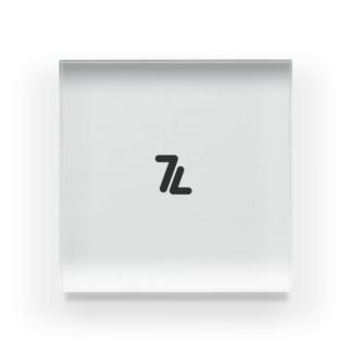 ミルロゴアイテム Acrylic Block