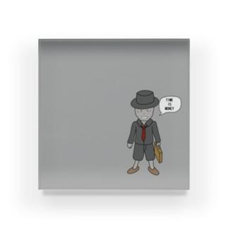 働き者~Hard worker~ Acrylic Block