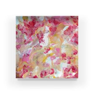 Ml Acrylic Block