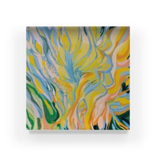 Today Acrylic Block