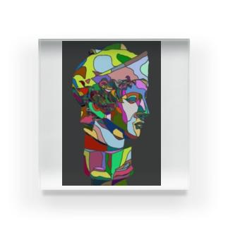 マルス Acrylic Block