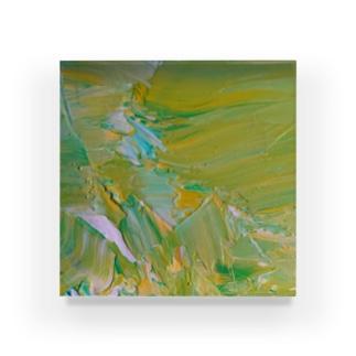 Mr Acrylic Block
