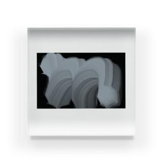 インコアンド のm Acrylic Block