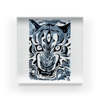 破魔虎 Acrylic Block