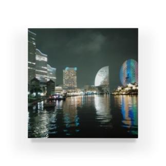 やっぱり横浜 Acrylic Block