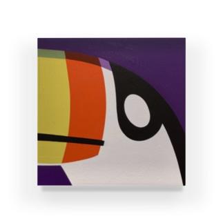 'Spoilt for choice' - 6 Acrylic Block