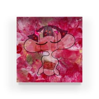 鬼の子 Acrylic Block