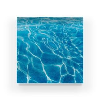 水面 Acrylic Block