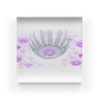 情熱の花束 Acrylic Block