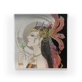 鬼姫 Acrylic Block
