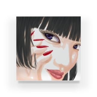 誘惑 Acrylic Block