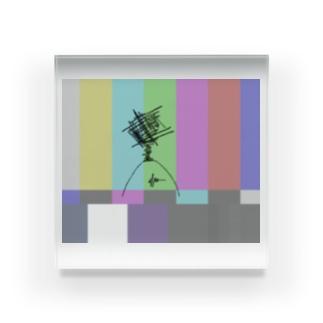 憂鬱君 Acrylic Block