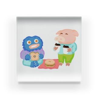Pig & Yeti Series 10 Acrylic Block