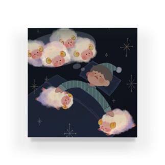羊の夢 Acrylic Block