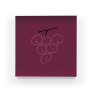 Grape Family Acrylic Block