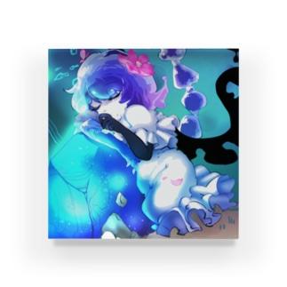 世界の夢を見る時間2 Acrylic Block