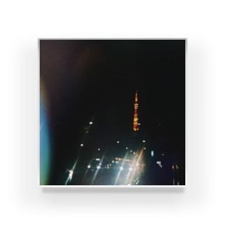 Tokyo Acrylic Block