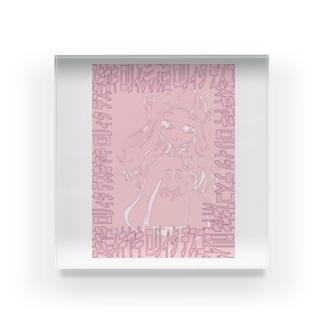 スキヤキ ロリィタ デスコ Acrylic Block
