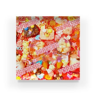 POPBEBE♡Originalitem Acrylic Block