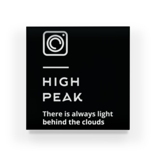 HighPeak ブロック Acrylic Block
