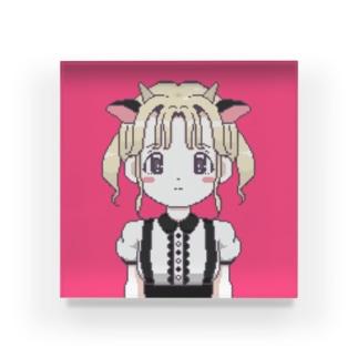 🐮💖 Acrylic Block