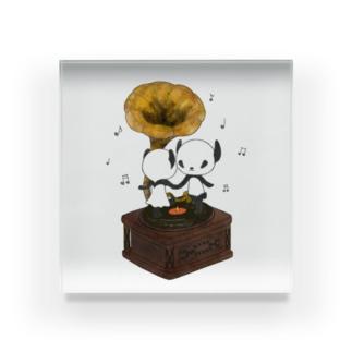 slow dance♪ Acrylic Block