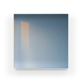 夕方5時 Acrylic Block