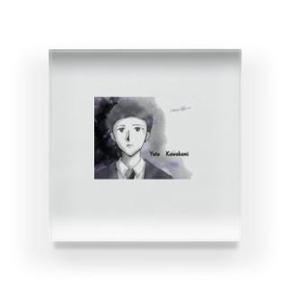 悠太 Acrylic Block