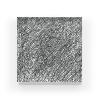 こころを敷く Acrylic Block