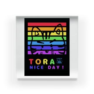 TORA NICE DAY Acrylic Block