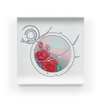 心的緋彩症候群 Acrylic Block
