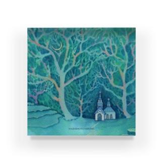 「珊瑚の森で祈りを」 Acrylic Block