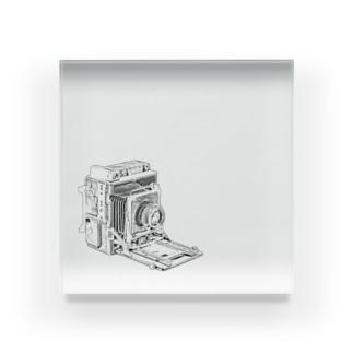 スピグラ Acrylic Block