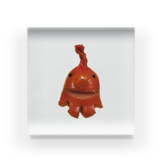 ソーセー人のソセィ Acrylic Block