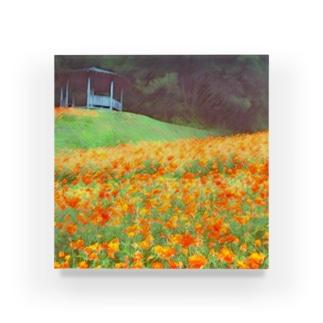 花畑 Acrylic Block