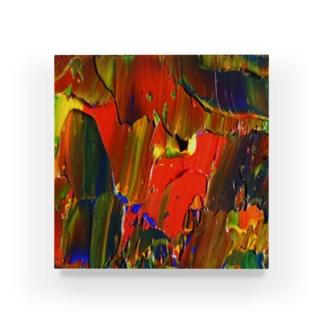 Oo Acrylic Block