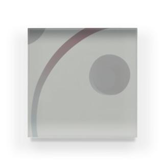 無言~mugon~23 ver.2 Acrylic Block