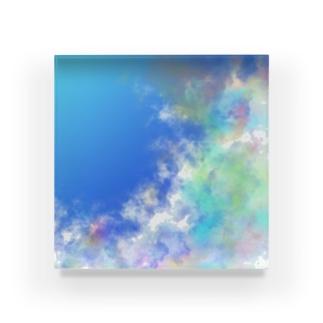 虹雲 Acrylic Block