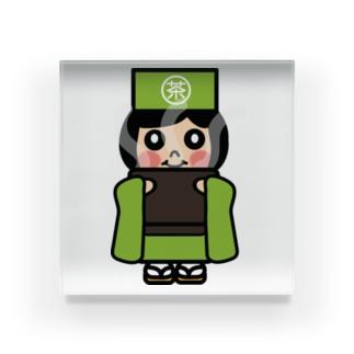 お茶子ちゃん Acrylic Block