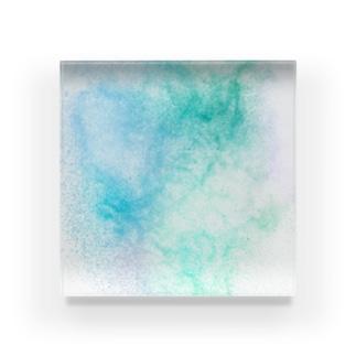 光の舞 Acrylic Block