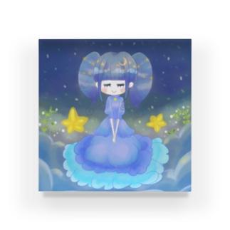 星のお姫様 Acrylic Block