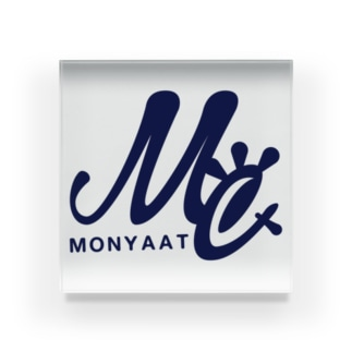 MONYAAT AIR STAFF Acrylic Block