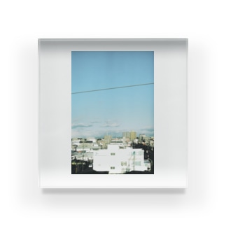 "photo block ""shasou"" Acrylic Block"