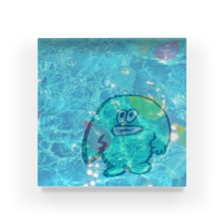 ムーチョ(Summer) Acrylic Block
