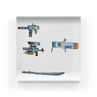 水月 Acrylic Block