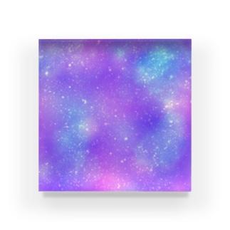 宇宙3 Acrylic Block
