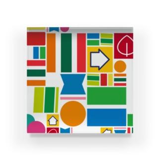 コンビニB Acrylic Block