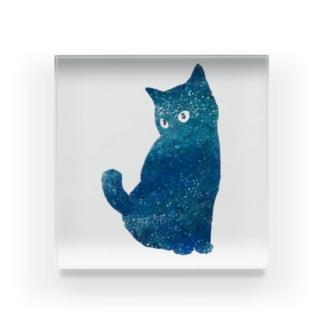 宇宙猫 Acrylic Block